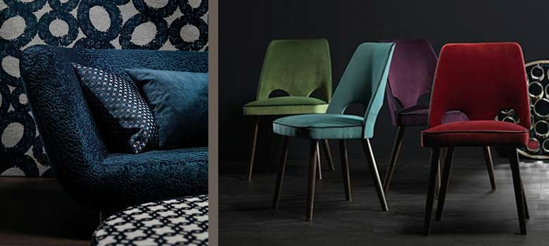 Stefanie Ludwig Interieur Carlucci Textil
