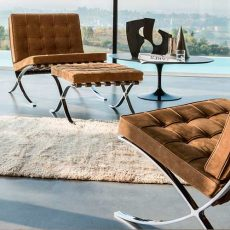 Knoll International – Barcelona Chair von Mies van der Rohe, 1929