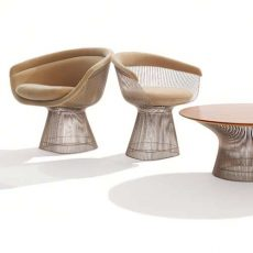 Knoll International – Lounge Chair von Warren Platner