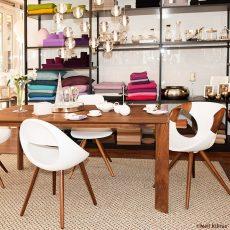 Tonon Up Chairs und Tisch von Scholtissek