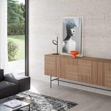Stefanie Ludwig Interieur – Kettnaker – Sideboard Meisterstück Nussbaum