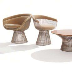Knoll International – Lounge Chair von Warren Platner