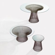 Knoll International – Wire Tables von Warren Platner, 1966