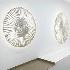 Stefanie Ludwig Interieur – Leuchten von Pieter Adam in einer von uns gestalteten Arztpraxis