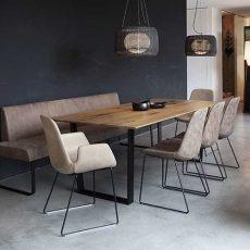 Tonon Stühle – Step und Step Armchair